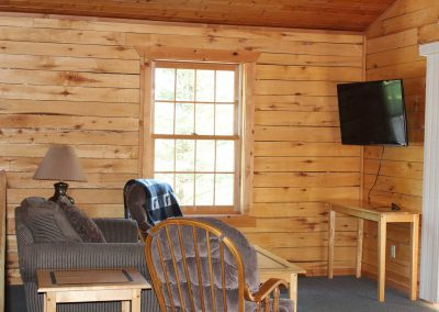 Loft TV Area